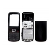 Front Cover Nokia 6700 Classic with keyboard Black with Upper Casing OEM