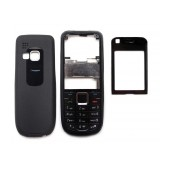 Front Cover Nokia 3120 Classic with keyboard Gray OEM