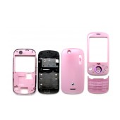 Front Cover S.Ericsson W20i Zylo with keyboard Pink OEM