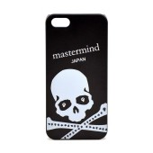 Case Faceplate for Apple iPhone SE/5/5S Skull Black