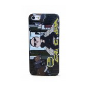Case Faceplate for Apple iPhone SE/5/5S Gangnam Style Black