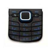 Keyboard Nokia 6220 Classic Black OEM