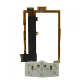 Flex Cable Nokia X3-00 with Upper PCB Keyboard and Side Music Keys OEM