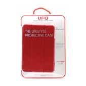 Book Case UFO for Apple iPad Mini/Mini 2 Red - Pink