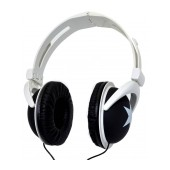Star Foldable Stereo Headphone 3.5 mm Black for mp3, mp4 and Sound Devices