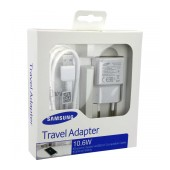 Travel Charger Samsung EP-TA10EWEQGWW with Detachable Cable for Note 3 ( Note III ) 2000 mAh