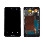 Original LCD & Digitizer for Sony Xperia Go Black 1264-8191