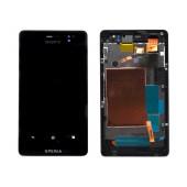 Original LCD & Digitizer for Sony Xperia Go Black 1264-8191
