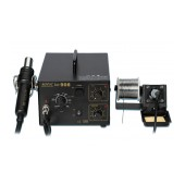 Soldering Station Aoyue Int908 100W with Hot Air 450W
