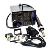 Soldering Station Aoyue Int968A+ 70W with Hot Air 550W and Vacuum Suction