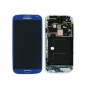 Original LCD & Digitizer Samsung i9505 Galaxy S4 Blue GH97-14655C