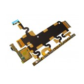 Flex Cable Sony Xperia Z1 with Side Keys Original 1270-6401