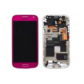 Original LCD & Digitizer Samsung i9195 Galaxy S4 Mini Pink GH97-14766G