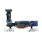 Flex Cable Samsung SM-G900F Galaxy S5 with Charging Connector, Microphone, Home Original GH96-07020A