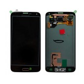 Original LCD & Digitizer Samsung SM-G900F Galaxy S5 Gold GH97-15734D, GH97-15959D