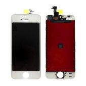 LCD & Digitizer Apple iPhone 5S White Type A