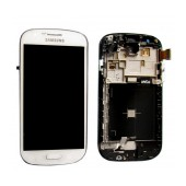 Original LCD & Digitizer Samsung i8730 Galaxy Express White GH97-14427B