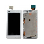 Original LCD & Digitizer for Sony Xperia L White 78P5320002N