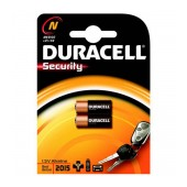 Battery Αlkaline Security Duracell N / LR1 1.5V size MN9100 Pcs. 2