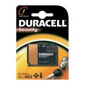 Battery Αlkaline Security Duracell 7K67/539/KJ 6V size 4LR61 Pcs. 1