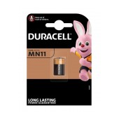 Alkaline Battery Security Duracell MN11 size E11A 6 V Psc. 1