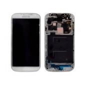 Original LCD & Digitizer Samsung i9505 Galaxy S4 White GH97-14655A