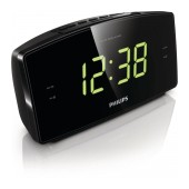 Radio - Clock Philips AJ3400 Black