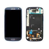Original LCD & Digitizer Samsung i9300 Galaxy S3 ( S III ) Blue GH97-13630A