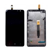 Original LCD & Digitizer Nokia Lumia 1320 with Frame