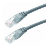 Patch Cable Jasper Cat 5 UTP 10m Grey