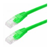 Patch Cable Jasper Cat 5 UTP 0.25m Green