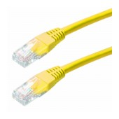 Patch Cable Jasper CAT5E UTP 2m Yellow