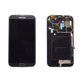 Original LCD & Digitizer for Samsung N7100 Galaxy Note II Grey GH97-14112B