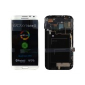 Original LCD & Digitizer for Samsung N7100 Galaxy Note II White GH97-14112A