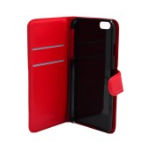 Book Case Ancus Teneo for Apple iPhone 6/6S Red