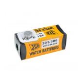Buttoncell JCB 301/386 SG12/SR43W Pcs. 1
