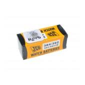 Buttoncell JCB 384/392 SG3/SR41W Pcs. 1