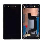 Original LCD & Digitizer for Sony Xperia E3 D2203 Black A/8CS-59080-0003