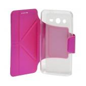 Book Case Ancus Classic for Samsung i9300 Galaxy S3 ( S III ) Fuchsia