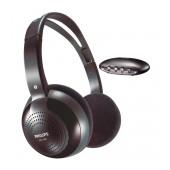 Philips Wireless Stereo Headphones SHC1300 Black for TV and HiFi Stereo