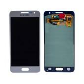 Original LCD & Digitizer Samsung SM-A300F Galaxy A3 Silver GH97-16747C