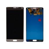 Original LCD & Digitizer Samsung SM-N910F Galaxy Note 4 with Tape Gold GH97-16565C