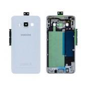 Back Cover Samsung SM-A300F Galaxy A3 White Original GH96-08196A