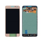 Original LCD & Digitizer Samsung SM-A300F Galaxy A3 with Tape Gold GH97-16747F