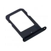 Nano Sim Tray Samsung SM-G925F Galaxy S6 Edge Black Original GH98-35872A