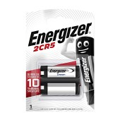 Battery Lithium Energizer 2CR5 6V Pcs. 1