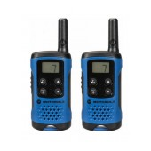 Walkie Talkie Motorola PMR T41 Blue   Coverage 4 km