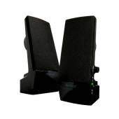 Speaker Stereo Camac CMK-858II 3W RMS Black with USB 70x75x180mm