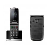 Maxcom MM822BB with Large Buttons, Torch, Camera and Emergency Button Black