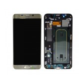 Original LCD & Digitizer Samsung SM-G928F Galaxy S6 Edge+ Gold GH97-17819A